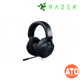 Razer Kraken (Thicker Headband Padding, Oval Cooling Gel Ear Cushions, Improved Mic)
