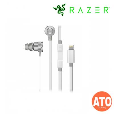 Razer Hammerhead for iOS - Mercury White