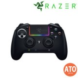 Razer Raiju Mobile (Bluetooth/ Wired Connection, 4 Remarkable Buttons, Adjustment Phone Mount, Mobile/PC Compatible)