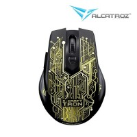Alcatroz X-Craft Tron 5000 Gaming Mouse