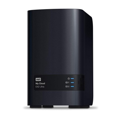 WD MY CLOUD EX2 ULTRA (0TB | 4TB | 8TB | 12TB | 16TB | 20TB)