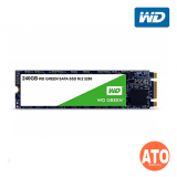 WD GREEN PC SSD M.2 2280 SATA III 6GB *3D NAND*