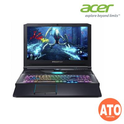 "Acer Predator Helios 700 Gaming Laptop PC, 17.3"" Full HD NVIDIA G-SYNC 144Hz IPS Display, Intel i7-9750H, GeForce RTX 2070 8GB, 16GB DDR4, 512GB PCIe NVMe SSD, RGB Backlit Keyboard, PH717-71-7091"