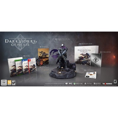 Darksiders : Genesis Collector Edition for PS4 (EU-ENG/CHI)