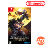 Samurai Shodown for Nintendo Switch (AS-ENG/CHI)