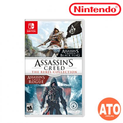 Assassin's Creed: The Rebel Collection (EU-ENG/CHI)