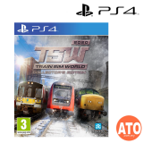 **PRE-ORDER** Train Sim World 2020 Collectors Edition for PS4 (ENG/CHI)**ETA NOV 22
