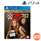 **PRE-ORDER** WWE 2K20 Deluxe Edition for PS4 **ETA OCT 22