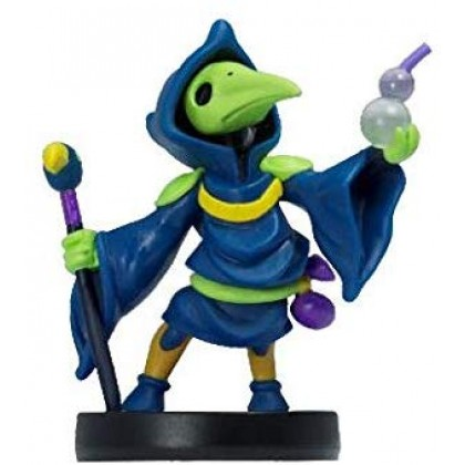 Amiibo Shovel Knight Series Figure (Specter Knight/Plague Knight/King Knight)