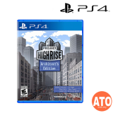 Project Highrise Architect's Edition for PS4 (R3-CHI/ENG/JPN/KRN)