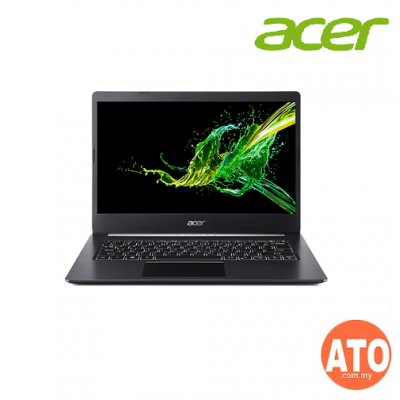 Aspire 5 (1 spindle) A514-52G-72WC, 14'' FHD IPS Laptop Obsidian Black, Intel Core i7-8565U, 4GB Onboard DDR4 (upgradable to 12GB) 256GB PCle NVMe SSD, NVDIA MX250 with 2GB dedicated GDDR5 VRAM