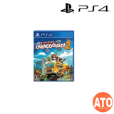 Overcooked!2 for PS4 (JPN)