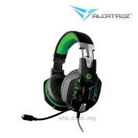 Alcatroz X-Craft HP-8000 Gaming Headset