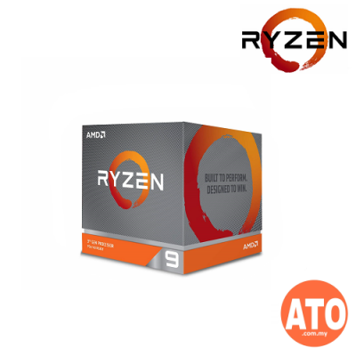 AMD Ryzen 9 3950X Without Cooler