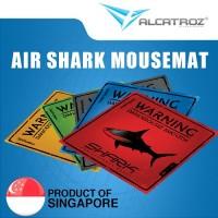 Alcatroz SHark Mousematt