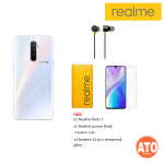 Realme X2 PRO 12GB + 256GB FREE Realme Buds 2 + Realme X2 Pro Anti Shock Temperglass & Realme 10000mah Power Bank (1 Year Realme Malaysia Warranty)