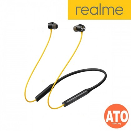 Realme Buds Wireless Pro Active Noise Cancellation up to 35db (1 Year Warranty)