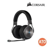 CORSAIR Virtuoso RGB Wireless 7.1 Virtual Surround High-Fidelity Headphone SE, Gun Metal