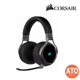 CORSAIR Virtuoso RGB Wireless 7.1 Virtual Surround High-Fidelity Headphone