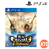 **RESTOCK**無雙 OROCHI 蛇魔 3 Ultimate FOR PS4 (中文版)**ETA END OF JAN 2020
