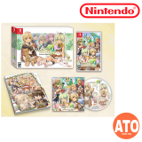 **PRE-ORDER** RUNE FACTORY 4 SPECIAL ARCHIVAL EDITION FOR SWITCH (ENG) **ETA LATE FEBRUARY 2020