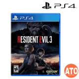 Resident Evil 3 Remake for PS4 (ENG/CHI)