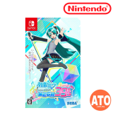 **RESTOCK**ETA April 6**初音未來 Project DIVA MEGA39's FOR SWITCH (AS中文版)