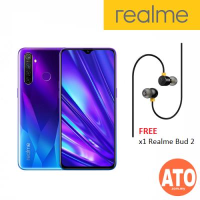 Realme 5 PRO 8GB  / 128GB *FREE Realme Earbud 2*