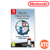 Dr Kawashima's Brain Training for Nintendo Switch (EU-ENG)