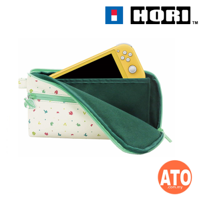 HORI HAND POUCH (ANIMAL CROSSING) FOR NS/NS LITE