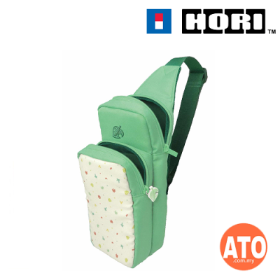 HORI SHOULDER POUCH(ANIMAL CROSSING) FOR NS/NS LITE