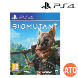 **PRE-ORDER**BIOMUTANT生化異變 FOR PS4 (EU-ENG/CHI)**ETA MARCH 2020**DEPOSIT RM100