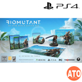 **PRE-ORDER**BIOMUTANT生化異變 COLLECTOR'S EDITION FOR PS4 (EU-ENG/CHI)**ETA MARCH 2020**DEPOSIT RM100