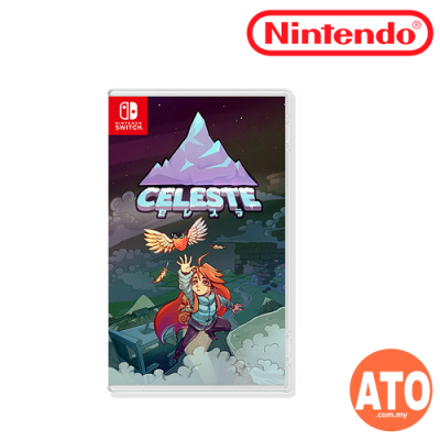 **PRE-ORDER**CELESTE蔚藍 SPECIAL EDITION FOR SWITCH (ENG/CHI)**ETA APRIL 23