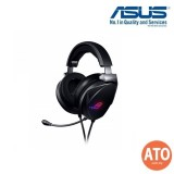 Asus ROG Theta 7.1 USB-C gaming headset with 7.1 surround sound, AI noise-cancelling microphone, ROG home-theater-grade 7.1 DAC, ESS quad-drivers for PC, PS4, Nintendo Switch and smart devices