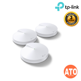 TP-LINK WIFI SYSTEM AC1300 WHOLE-HOME WiFi System DECO M5 3 PACKS (3 years warranty)