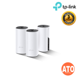 TP-LINK WIFI SYSTEM AC1200 WHOLE-HOME Hybrid Mesh WiFi System DECO P9 3 PACKS (3 years warranty)