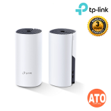 TP-LINK WIFI SYSTEM AC1200 WHOLE-HOME Hybrid Mesh WiFi System DECO P9 2 PACKS (3 years warranty)