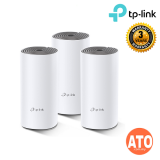 TP-Link Deco E4 (3-Pack) AC1200 Whole-Home Mesh Wi-Fi System