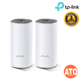 TP-Link Deco E4 (2-Pack) AC1200 Whole-Home Mesh Wi-Fi System