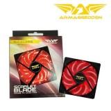 Armaggeddon Scarlet Blade (Red LED)