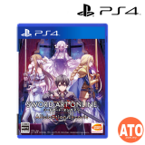 Sword Art Online: Alicization Lycoris Deluxe Edition刀劍神域 彼岸游境 豪華版 FOR PS4(CHI中文版)