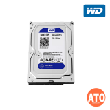 "WD Caviar Blue Desktop HDD 3.5"" SATA 6GB/s - 500gb 7200rpm, 32mb, Sata III (Blue) ** 2 yrs Warranty"