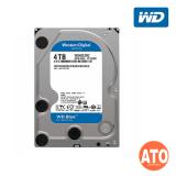 """WD Caviar Blue Desktop HDD 3.5"""" SATA 6GB/s - 4 TB 5400rpm, 64mb, Sata III (Blue) ** 2 yrs Warranty"""