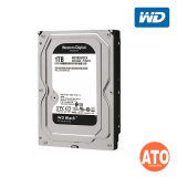 "WD Performance Black Desktop HDD 3.5"" SATA 6GB/s - 1 TB 7200rpm, 64mb, Sata III (Black)** 5 yrs Warranty"