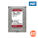 """WD Red for NAS 3.5"""" SATA 6GB/s - 1 TB , 64mb, Sata III (RED) ** 3 yrs Warranty"""