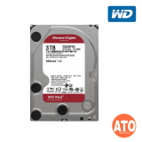 """WD Red for NAS 3.5"""" SATA 6GB/s - 3 TB , 64mb, Sata III (RED) ** 3 yrs Warranty"""