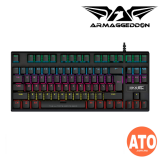 Armaggeddon RGB Mechanical Keyboard MKA-2C