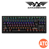 Armaggeddon RGB Mechanical Keyboard MKA-3C PsychFalcon