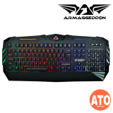Armaggeddon Gaming Keyboard AK-666 SFX